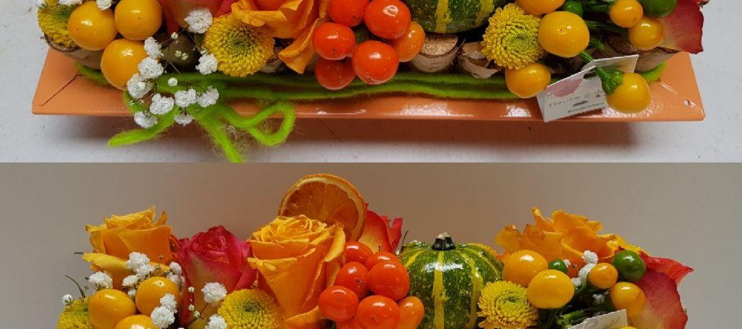 Envoyer des fleurs à Bouguenais avec votre fleuriste Fleurs et Design