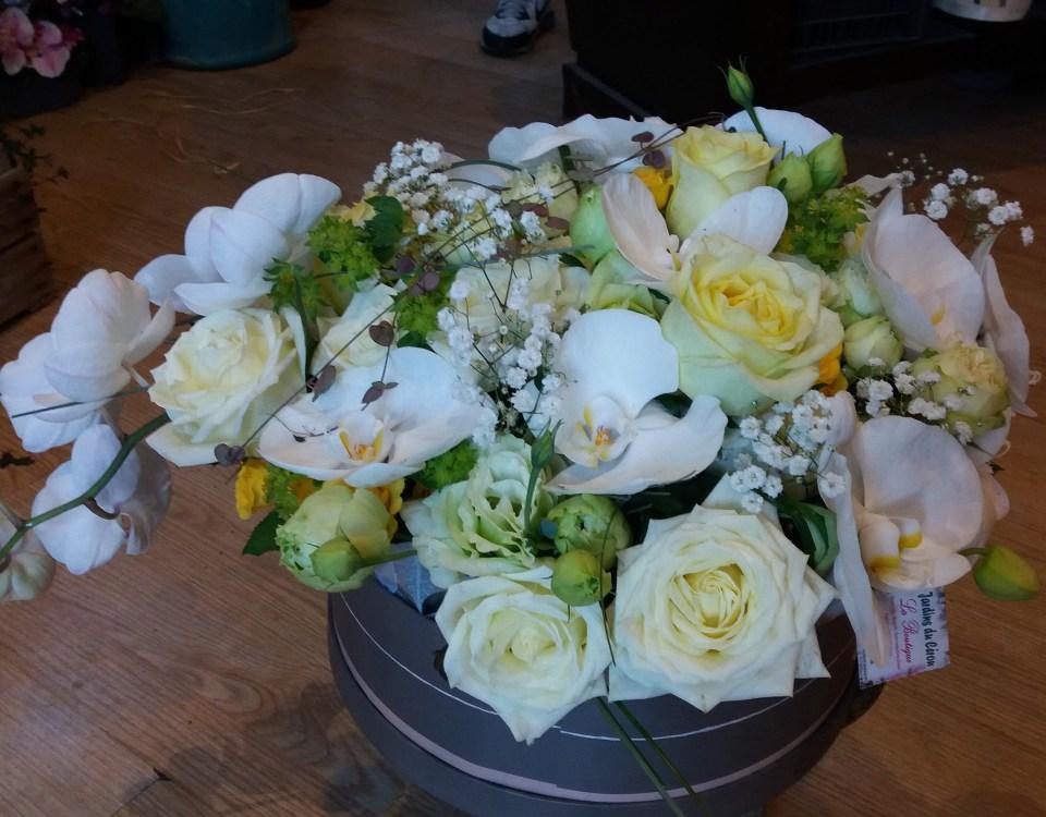 Envoyer des fleurs à Cordes sur Ciel avec votre fleuriste Les Jardins Du Cérou