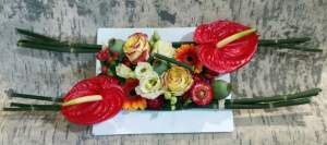 Envoyer des fleurs à Nice avec votre artisan fleuriste Fleuria