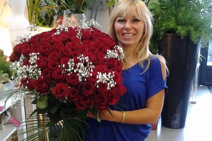 """Votre artisan fleuriste à Marseille (13012), Marjorie pour """"Kani's Fleurs"""""""