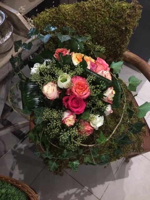 Envoyer des fleurs à Bruguières avec votre fleuriste Amaranthe