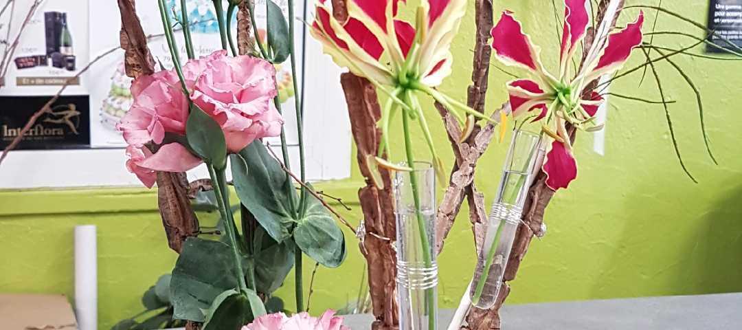 Envoyer des fleurs à Florensac avec votre fleuriste L'Ecrin Floral