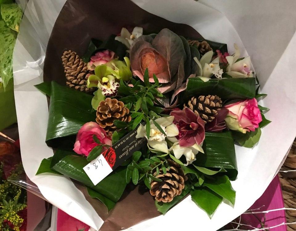 Envoyer des fleurs au Vesinet avec votre artisan fleuriste Mille et Une Fleurs