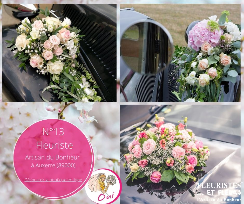 voiture mariage auxerrre