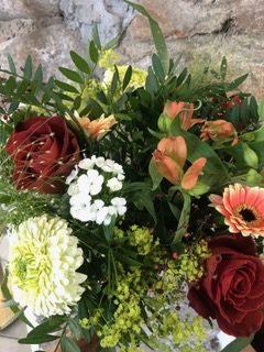 fleuriste à Andrézieux-Bouthéon