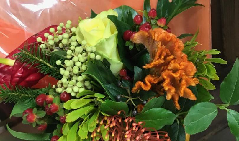 fleuriste au Grand-Lemps
