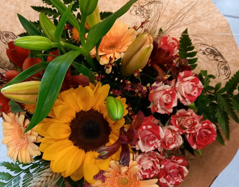 fleuriste à Sassenage