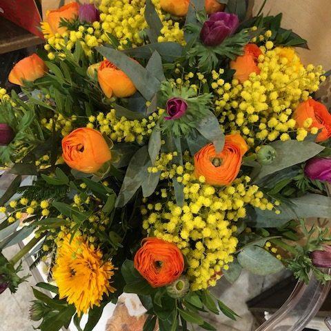 fleuriste à Paris (14e)