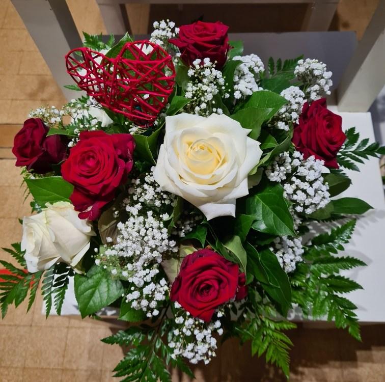 Fleuriste à Beurlay
