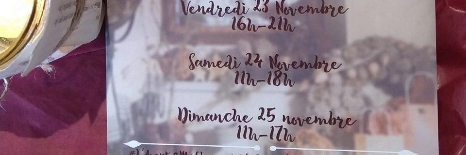 Avent - Cadeaux - Lueur des bougies - Vin Chaud - Inspiration