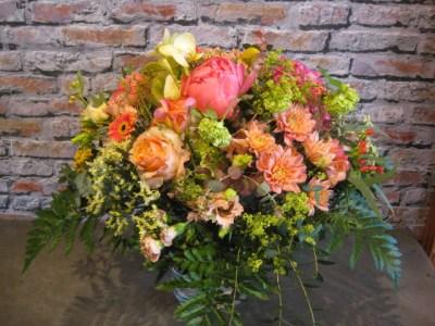 B.Cornut Fleuriste pour ma maman adorée