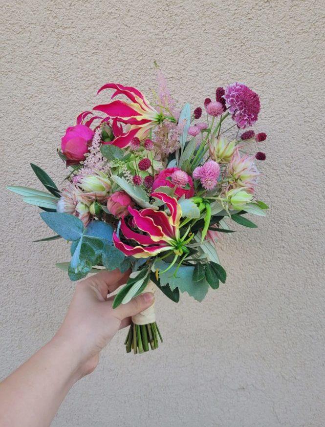 B.Cornut Fleuriste - mariage