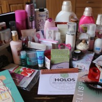 Pink Ribbon: Goodiebag 2011