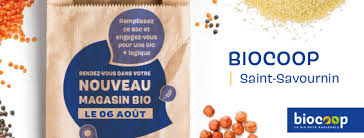 Biocoop,  Saint-Savournin