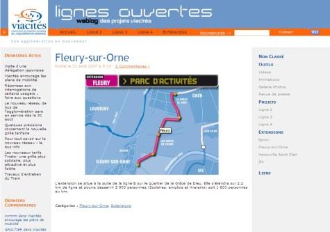 Blog Viacités