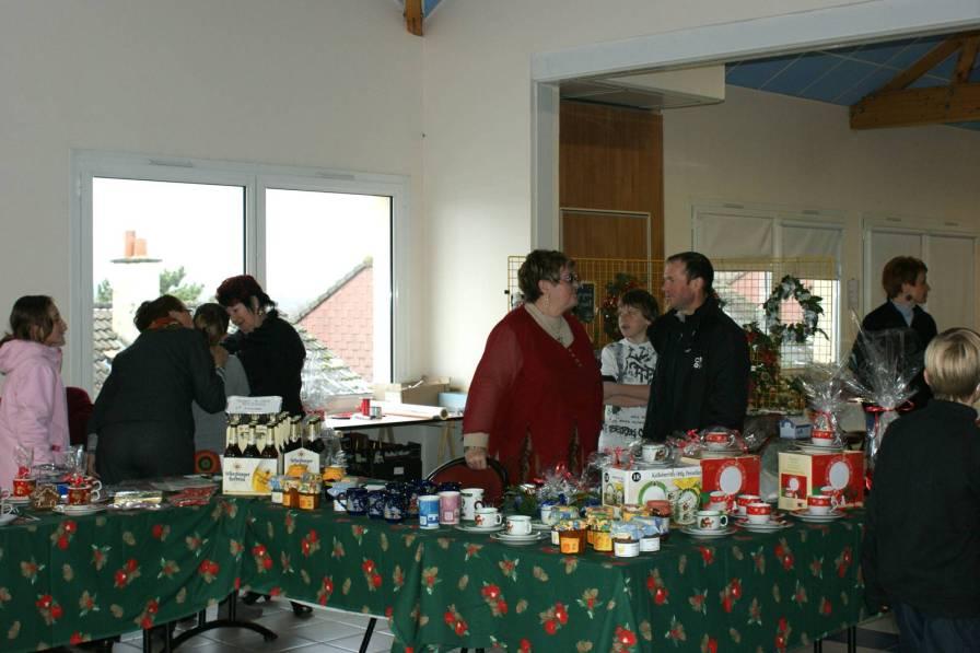 Marché de Noël de l'AJFW
