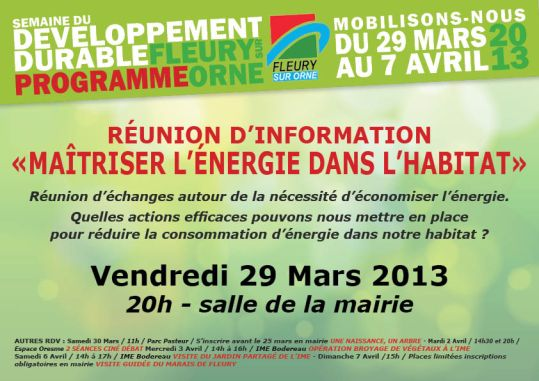 SDD 2013 - 29 mars