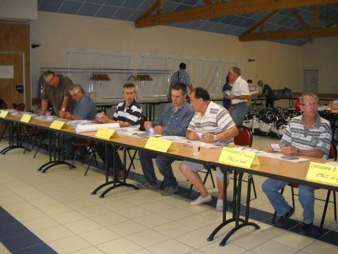 J- 1 jour, l'équipe du Comité d'Organisation s'active au fil des heures