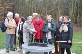 La balade du 21 janvier à Fleury-sur-Orne et Ifs