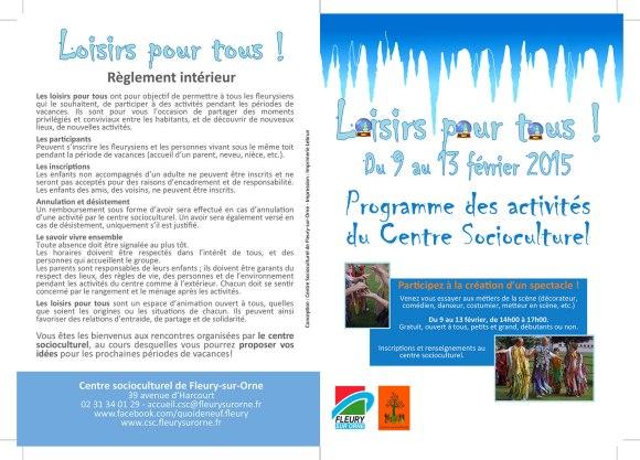 Programme hiver du Centre Socioculturel-1