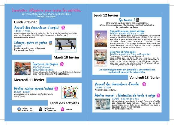 Programme hiver du Centre Socioculturel-2