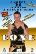 Soirée boxe anglaise