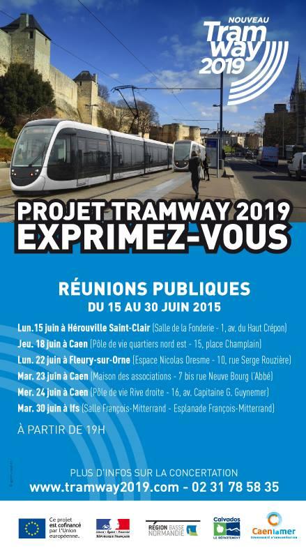 Projet Tramway 2019