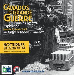 Le Calvados dans la Grande Guerre