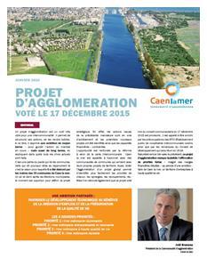 Projet d'agglomération