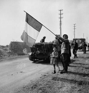 Libération de Fleury-sur-Orne