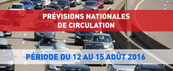 Circulation week-end du 15 août