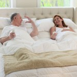 Split King Adjustable Bed Life Changing For Couples Flexabed