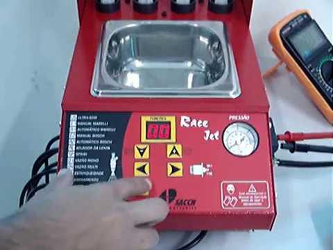 VD020 Teste De Corpo De Borboleta /  Acelerador Eletrõnico