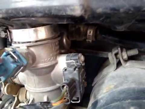 Diagnostico Del Sensor De Posición Del Acelerador TPS VW Sed