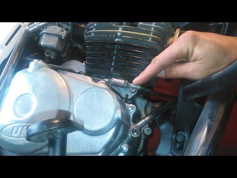 tensionar ajustar regular embrague clutch suavizar cambios de moto
