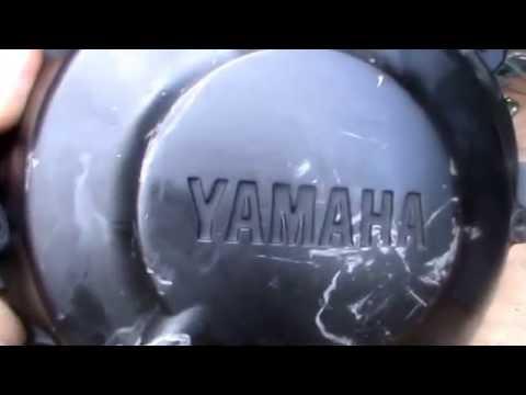 Yamaha R6 2000. Ensamblaje armado del motor. Parte 30 de ??. Instalar embrague.