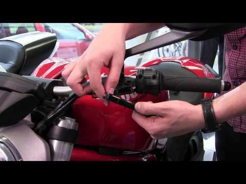 V-Trec Safety Manetas Freno + Embrague Set Tutorial