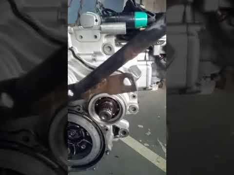 Goldwing GL 1000 – 1979 – Embrague como reparar (video 1)