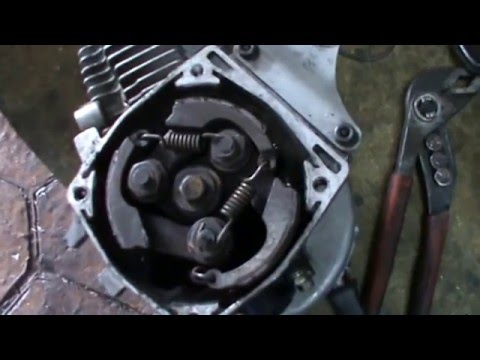 Miniquad Chino verificar y reparar embrague. Mini Quad Chinese verify and repair clutch.