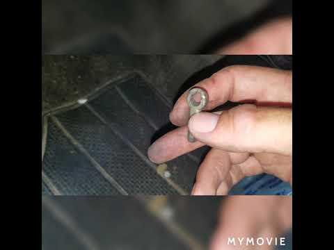 Como cambiar cable de embrague de 147