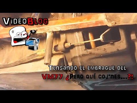 Lotus Seven – Cómo tensar cable del embrague en el VM77 | (En español) – #Plasticoche