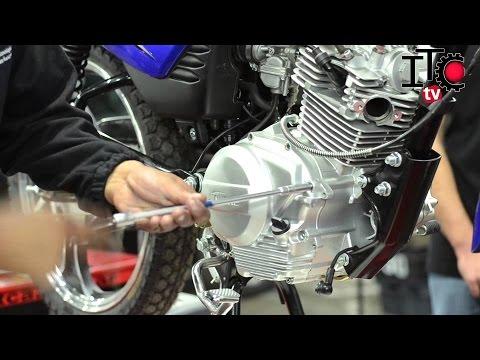 Mantenimiento al embrague de moto
