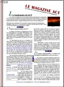 magazineACT-Hors Serie