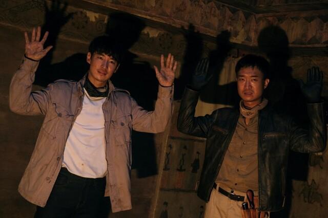 영화 '도굴', 고증 얼마나 세심할까? : 영화·애니 : 문화 : 뉴스 : 한겨레모바일