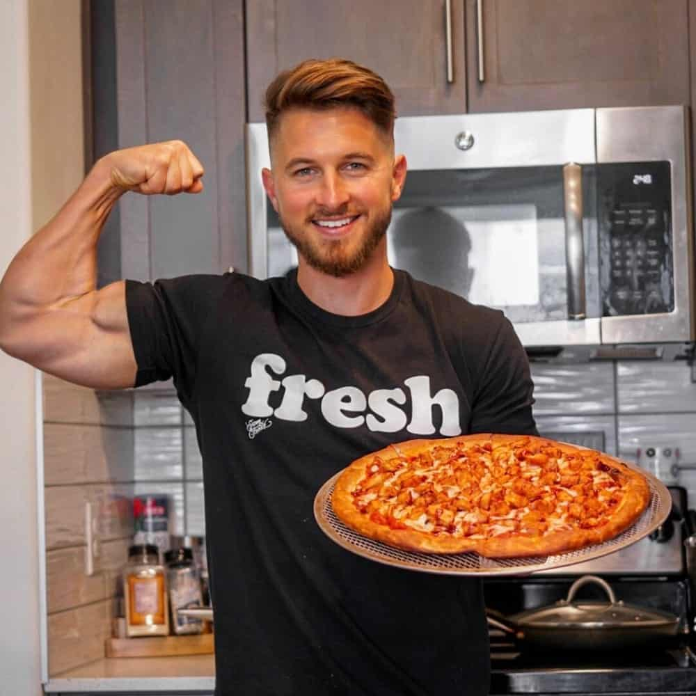 Zach and Low Calorie Pizza