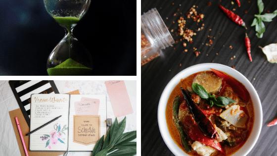 La planification de repas : 5 bonnes raisons de s'y mettre