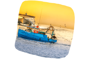 La cuisine du Pays Basque est très marquée par les produits de la mer