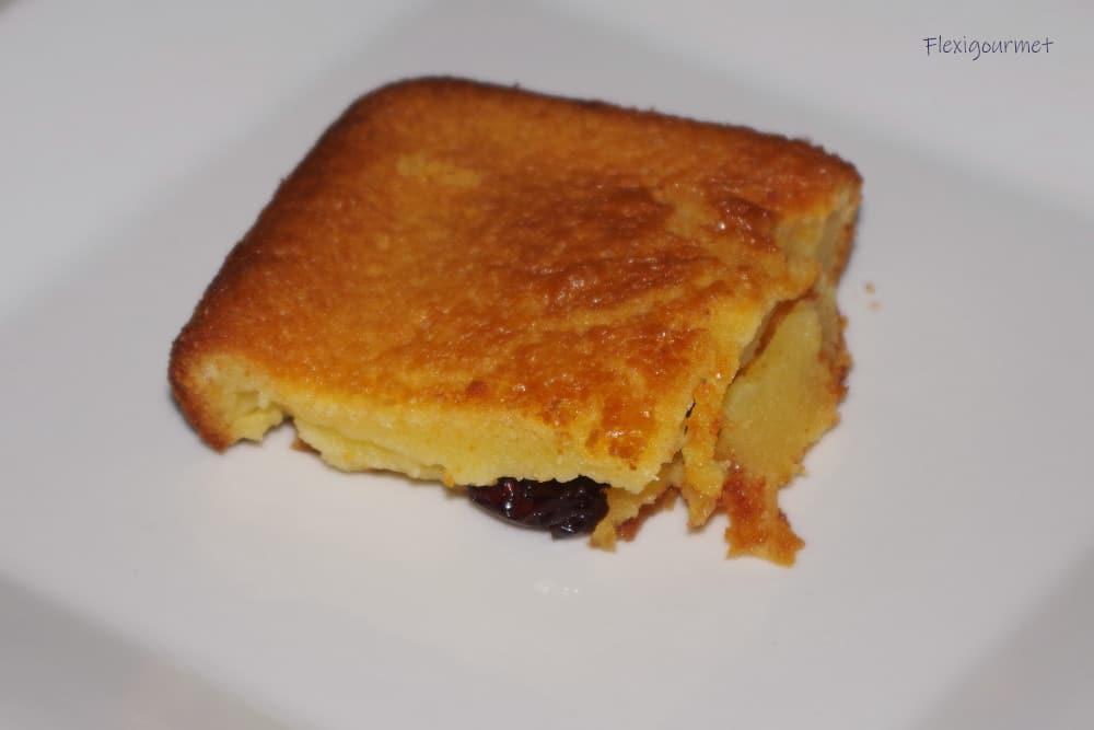 Recette des brownies au chocolat blanc et cranberries