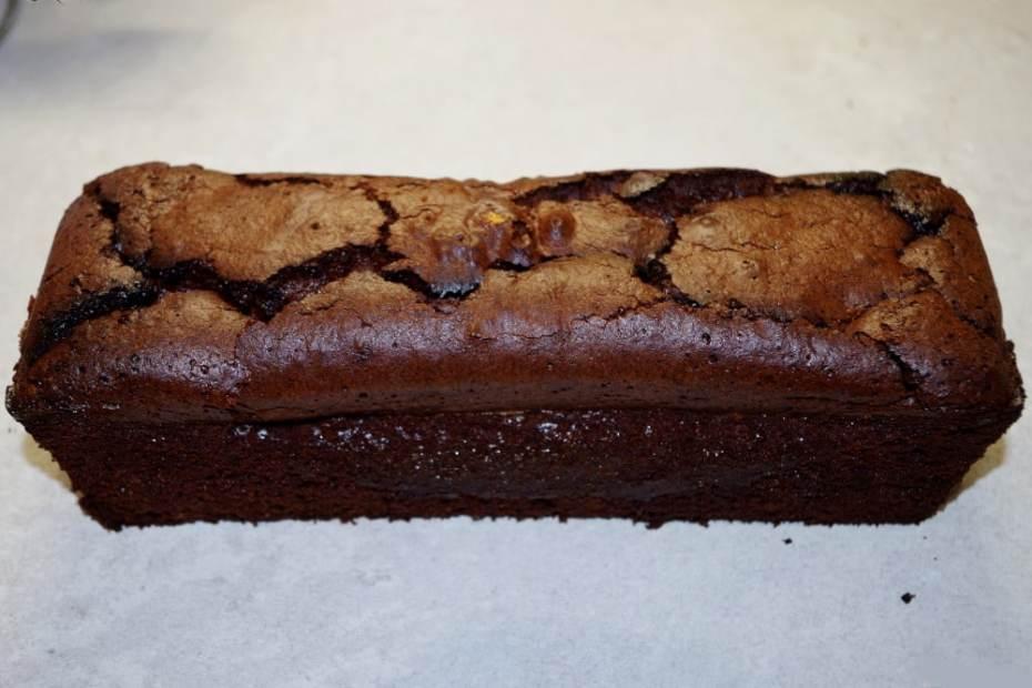 Recette du cake chocorange
