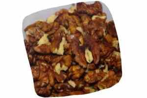 Recette des haricots verts aux noix : cerneaux de noix